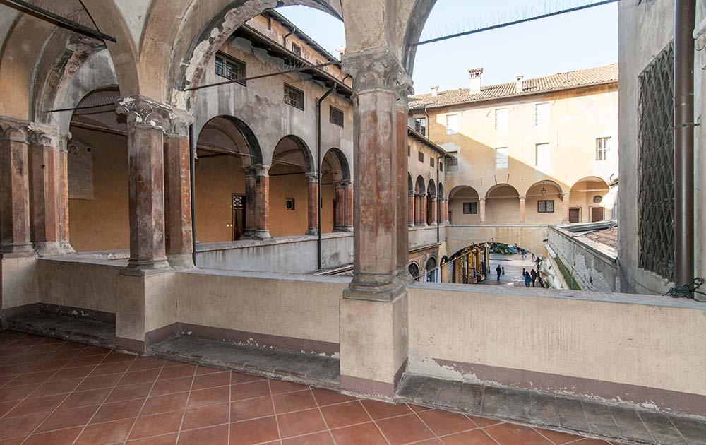 Palazzo Canonici e Battistero